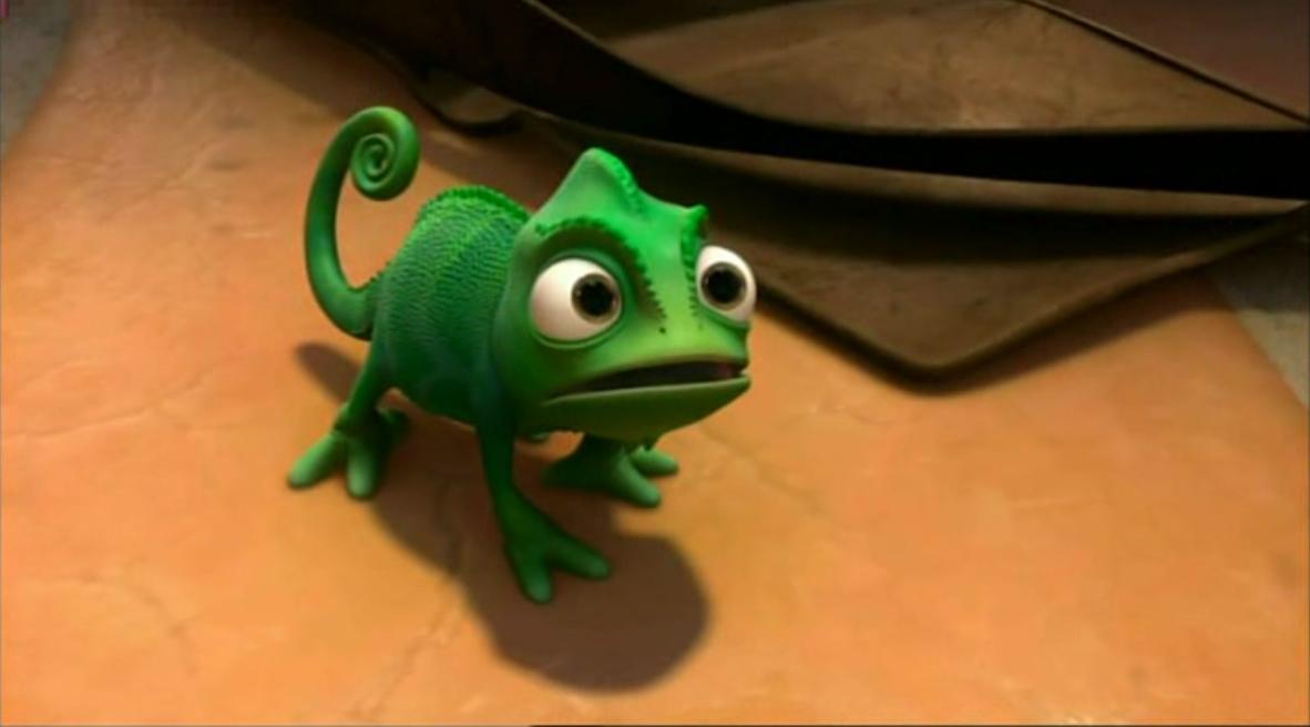 name cute chameleon - photo #44